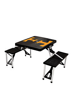Picnic Time Tennessee Volunteers Picnic Table - Online Only