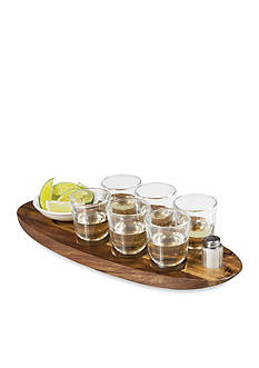 Picnic Time Cantinero Shot Serving Tray