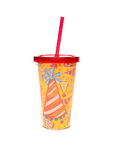 Home Accents Happy Birthday Party Hat 16-oz. Tumbler