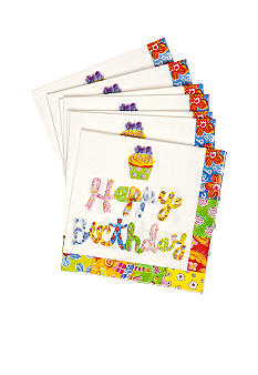 Home Accents Happy Birthday Napkins