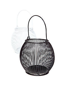Home Accents Metal Lantern