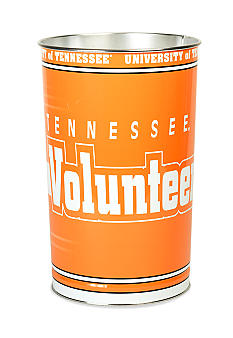 Tennessee Volunteers Wastebasket