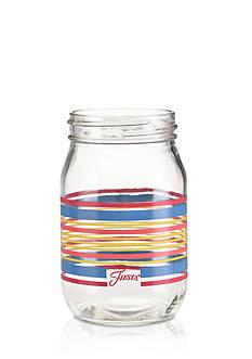 Fiesta 16-oz. Jar Glass