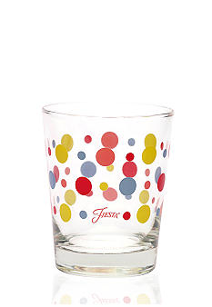Fiesta Dot Double Old Fashioned Glass