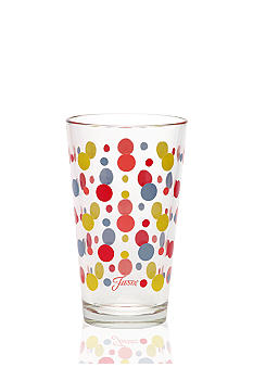 Fiesta Dot Cooler Glass