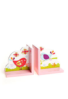 J Khaki Love Dove Book Ends