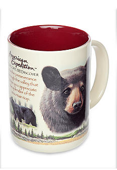 American Expedition Bear Stone Mug