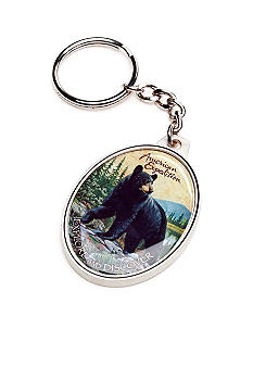 American Expedition Bear Key Chain