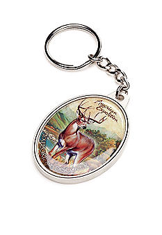 American Expedition Deer Key Chain