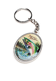American Expedition Trout Key Chain