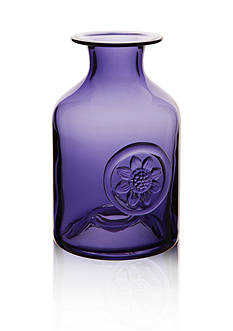 Dartington Crystal Amethyst Mini Flower Bottle