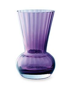 Dartington Crystal Little Gems Amethyst Funnel Vase - Online Only