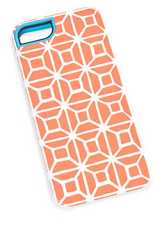 Trina Turk for M-Edge Trellis Coral iPhone 5 Case