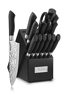 Cuisinart 15-piece Stainless Steel Cutlery Block Set