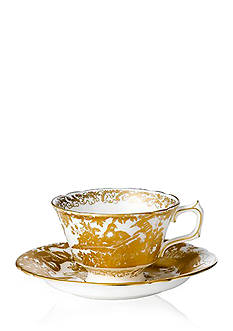 Royal Crown Derby GLD AVES TCUP