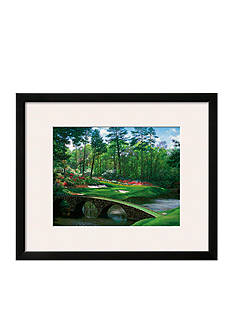 Art.com The 12th At Augusta, Framed Art Print