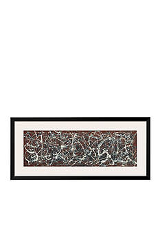 Art.com Number 13A: Arabesque, Framed Art Print - Online Only