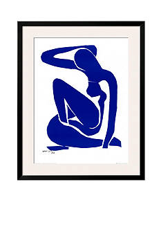 Art.com Blue Nude I, c. 1952 by Henri Matisse, Framed Art Print