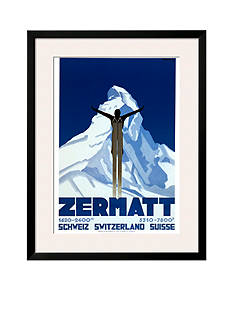 Art.com Zermatt, Framed Art Print - Online Only