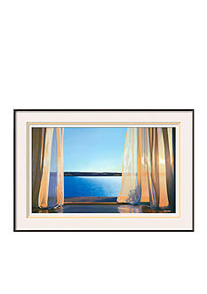 Art.com Long Golden Day Framed Art Print