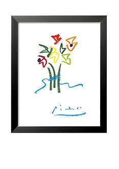 Art.com Evening Flowers, Framed Art Print - Online Only