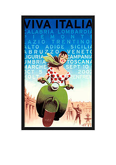 Art.com Viva Italia, Framed Art Print