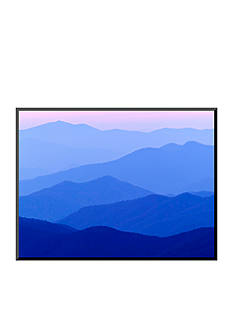 Art.com Great Smoky Mountains at Dusk by Owaki - Kulla Mounted Photo