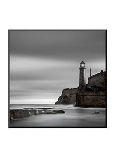 Art.com Morro Lighthouse, by Moises Levy Mounted Photo