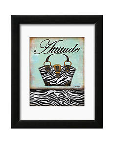 Art.com Exotic Purse III, Framed Art Print