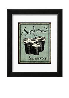 Art.com Sort, Framed Art Print