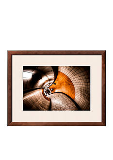 Art.com Curvation by Aaron Yeoman, Framed Photographic Print