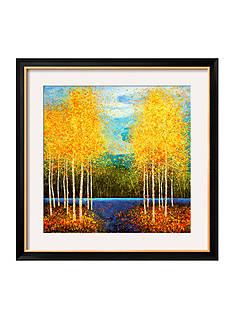 Art.com Inlet Grove by Melissa Graves-Brown, Framed Art Print