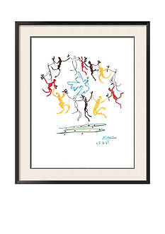 Art.com The Dance of Youth, Framed Art Print - Online Only