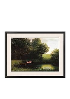 Art.com Kohler's Pig Framed Art Print - Online Only