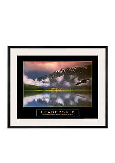 Art.com Leadership: Eagle Framed Art Print Online Only