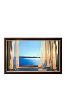 Art.com Long Golden Day Framed Art Print - Online Only