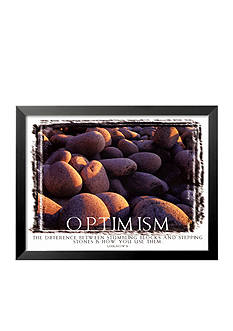 Art.com Optimism, Framed Art Print, - Online Only
