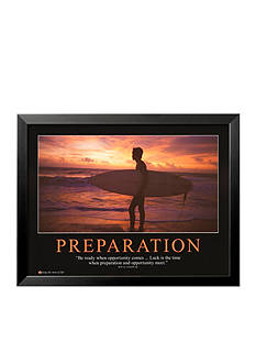 Art.com Preparation Framed Art Print Online Only