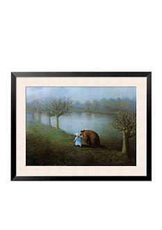 Art.com Bear, Framed Art Print, - Online Only