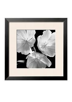 Art.com Red Tulips, Framed Art Print