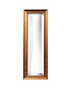 Art.com 12-in. W x 34-in. H Empire Gold Framed Mirror - Online Only