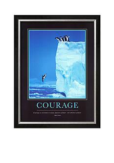 Art.com Courage Framed Art Print Online Only