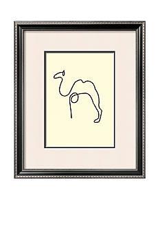 Art.com The Camel Framed Art Print Online Only