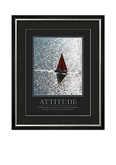 Art.com Attitude: Sailing Framed Art Print Online Only
