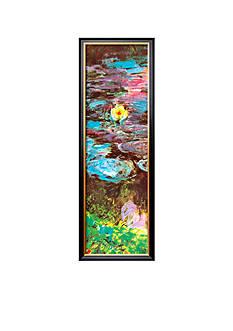 Art.com Water Lilies (Detail) Framed Art Print Online Only