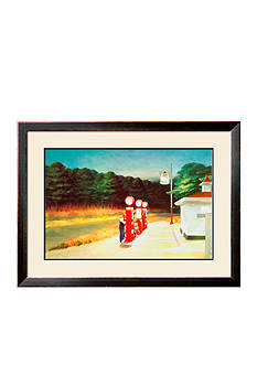 Art.com Gas 1940 Framed Art Print Online Only