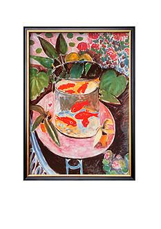 Art.com Goldfish Framed Art - Online Only