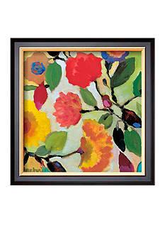 Art.com Floral Tile III, Framed Art Print, - Online Only