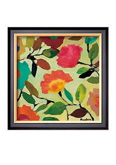 Art.com Floral Title IV Framed Art Print - Online Only