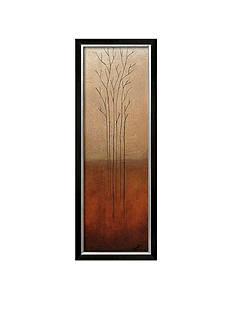 Art.com Branch Rouge I Framed Art Print